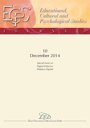 Journal of Educational, Cultural and Psychological Studies (ECPS Journal) No 10 (2014)