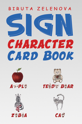 Sign Character Card Book
