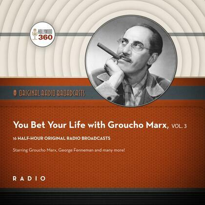 You Bet Your Life with Groucho Marx,  Vol. 3