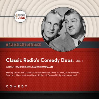 Classic Radio's Comedy Duos, Vol. 1