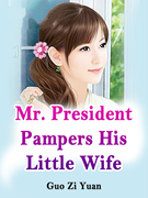Mr. President Pampers His Little Wife