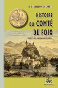 Histoire du Comté de Foix (Tome Ier : des origines au XIVe siècle)