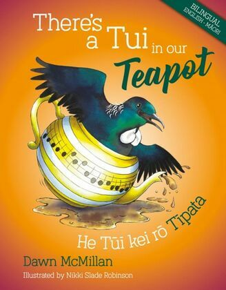 There's a Tui in our Teapot