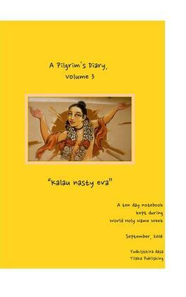 A Pilgrim's Diary, Volume 3