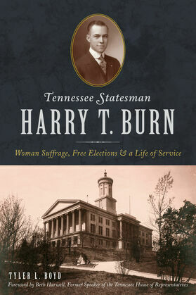 Tennessee Statesman Harry T. Burn