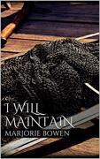 I Will Maintain