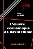 L'œuvre économique de David Hume