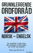 Grunnleggende Ordforråd Norsk - Engelsk