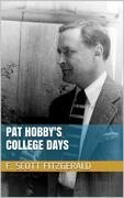Pat Hobby's College Days