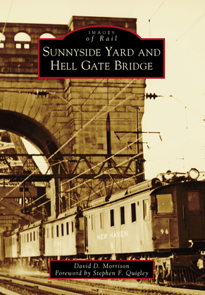Sunnyside Yard and Hell Gate Bridge