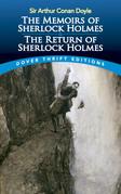 The Memoirs of Sherlock Holmes & The Return of Sherlock Holmes