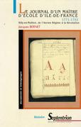 Journal d'un maître d'école d'Île-de-France (1771-1792)