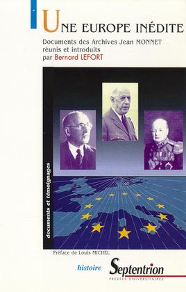 Une Europe inédite
