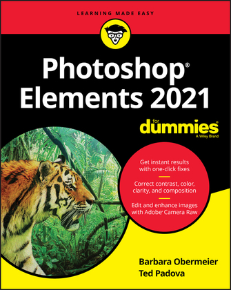 Photoshop Elements 2021 For Dummies