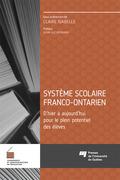 Système scolaire franco-ontarien