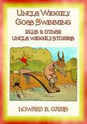 UNCLE WIGGILY GOES SWIMMING plus 2 other Uncle Wiggily Stories