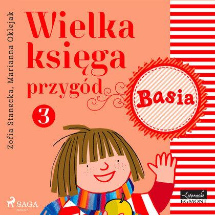 Wielka księga przygód 3 - Basia