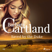 Saved by the Duke (Barbara Cartland's Pink Collection 123)