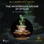 B. J. Harrison Reads The Mysterious Affair at Styles