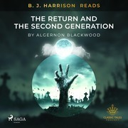 B. J. Harrison Reads The Return and The Second Generation