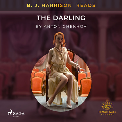 B. J. Harrison Reads The Darling