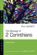The Message of 2 Corinthians