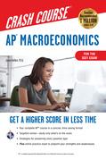 AP® Macroeconomics Crash Course, For the 2021 Exam, Book + Online