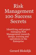 Risk Management 100 Success Secrets