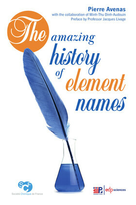 The amazing history of element names