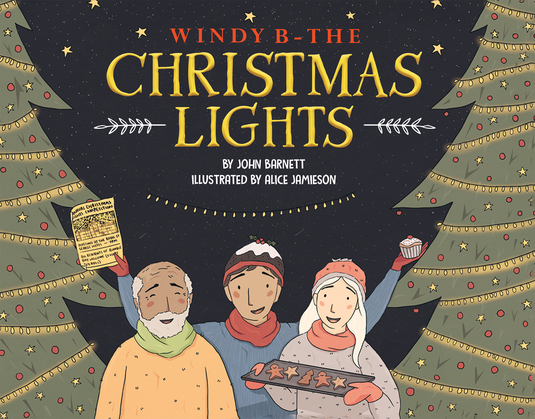 Windy B – The Christmas Lights