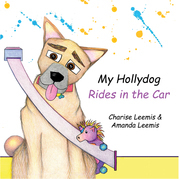 My Hollydog Rides in the Car
