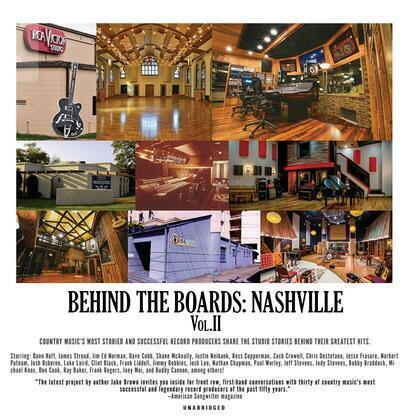 Behind the Boards: Nashville, Vol. 2
