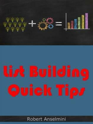 List Building Quick Tips