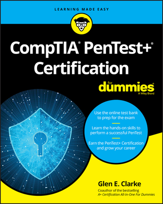 CompTIA PenTest+ Certification For Dummies