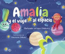 Amalia y el viaje al espacio
