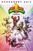 Mighty Morphin Power Rangers Vol. 13