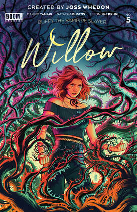 Buffy the Vampire Slayer: Willow #5