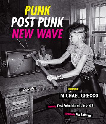 Punk, Post Punk, New Wave