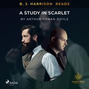 B. J. Harrison Reads A Study in Scarlet