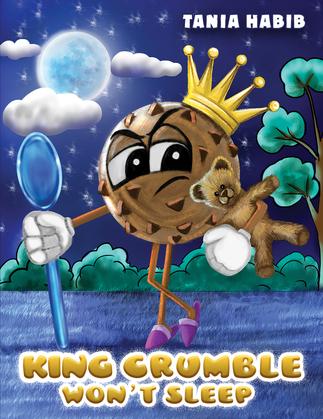 King Crumble Won't Sleep