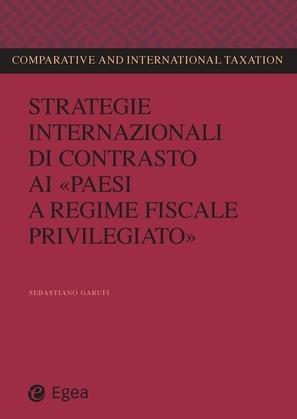"""Strategie internazionali di contrasto ai """"paesi a regime fiscale privilegiato"""""""