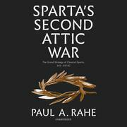 Sparta's Second Attic War