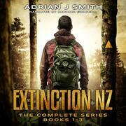 The Extinction New Zealand Series Box Set