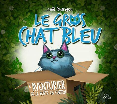 Le Gros Chat Bleu