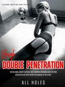 Rough Double Penetration Too Big Men