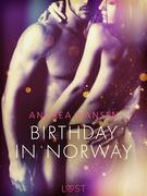 Birthday in Norway - Erotic Short Story