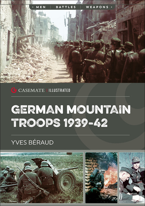 German Mountain Troops 1939–42