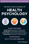 The Wiley Encyclopedia of Health Psychology