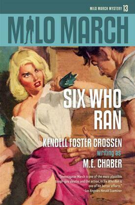 Milo March #13