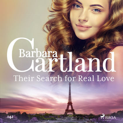 Their Search for Real Love (Barbara Cartland's Pink Collection 142)